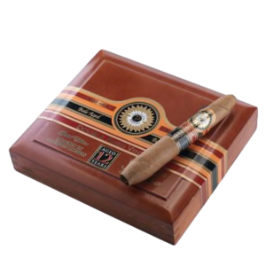 Perdomo Double Aged Connecticut Salomon Box 8